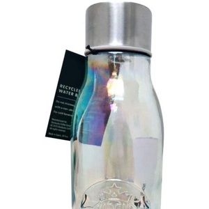 Starbucks 20 oz. Recycled Glass Water Bottle